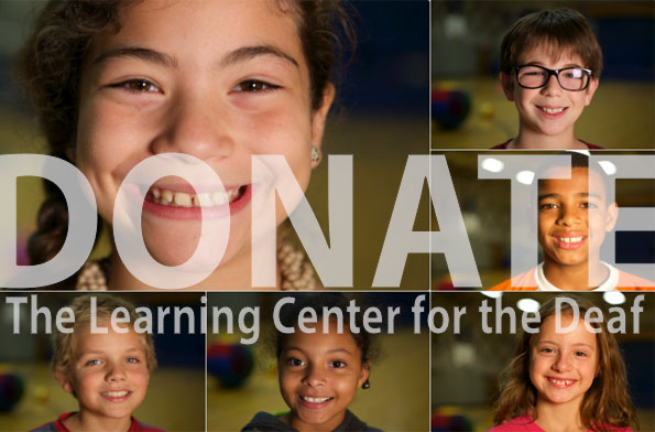 Donate to The Learning Center for the Deaf