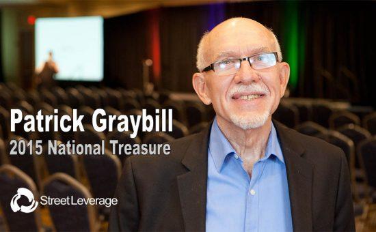 Patrick Graybill - StreetLeverage National Treasure 2015