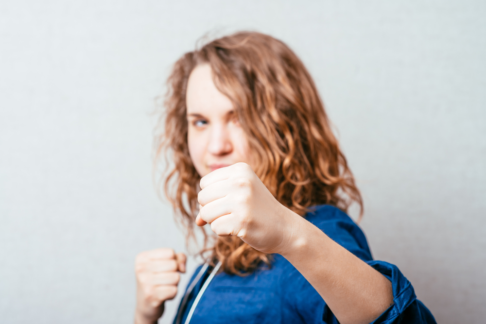 Sign Language Interpreters and the 'F' Word