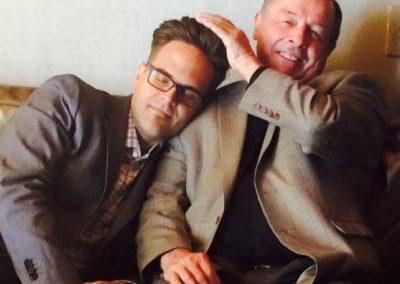 Dennis and Brandon at NOLA 2015