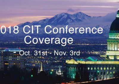2018 CIT Conference Coverage